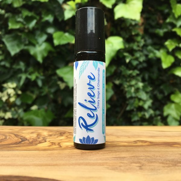 The CBD Place Relieve aromatherapy roll on