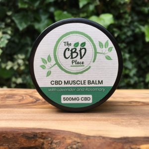 CBD Muscle Balm 500mg