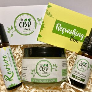 The CBD Place Refreshing Box