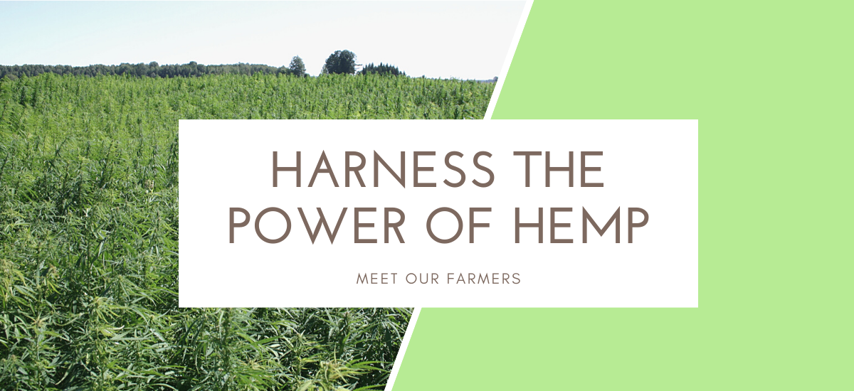Meet our organic hemp farmers