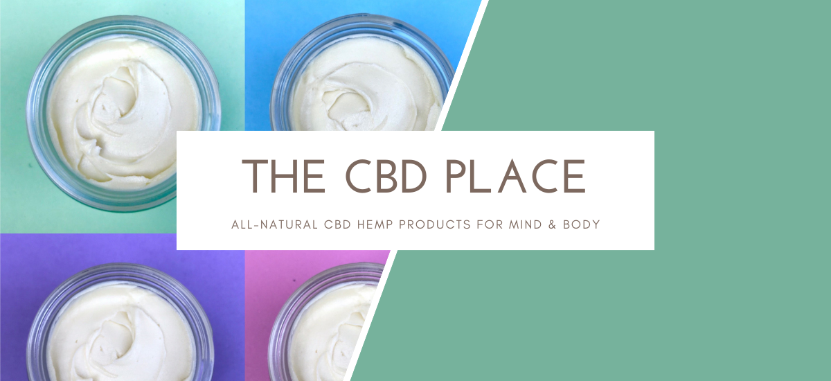 The CBD Place CBD Hemp products