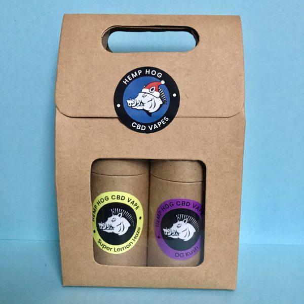 CBD Vape Gift Set